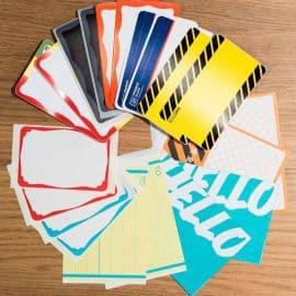 Blank Sticker Pack