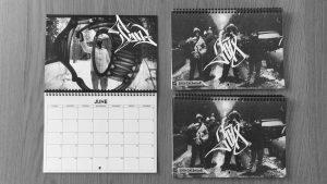 2018 Handstyler Calendar