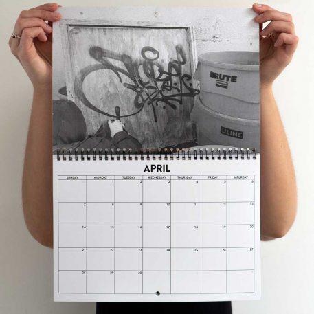 2019 Handstyler Calendar