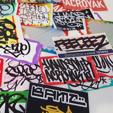 Acroe Friendly Fire Sticker Packs