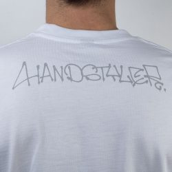 Remio Triple Tag T-Shirt - White