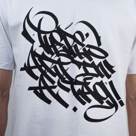 Soem There's Art In A Tag T-Shirt